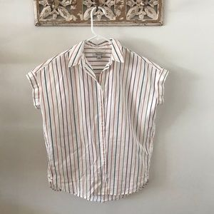 Madewell box shirt